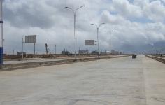 珠海市高栏港经济区进港大道道路工程