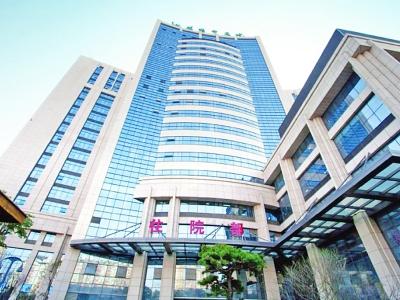 山西中医学院第二中医院住院楼扩建加固工程