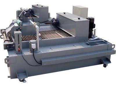 HRCG系列磁辊纸带式过滤装置