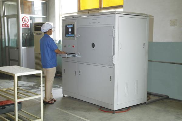 低温等离子体处理机