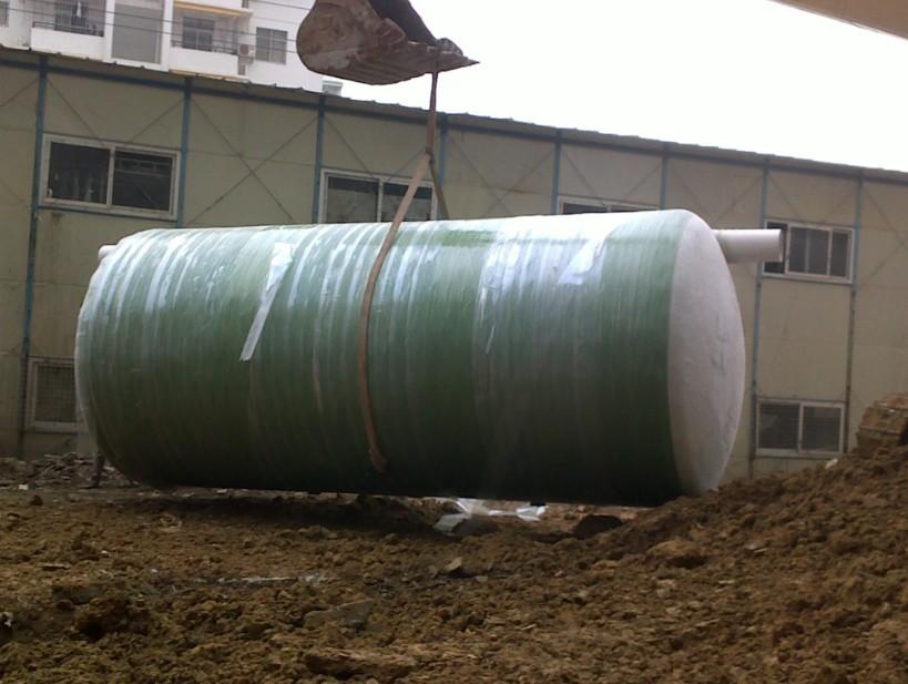 海南玻璃钢化粪池厂