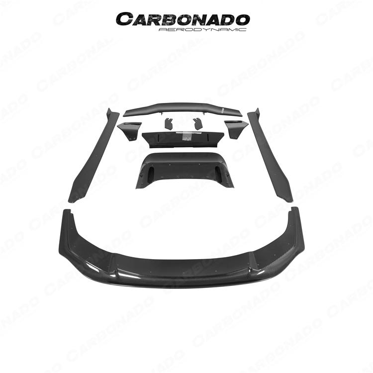 Carbonado Lamborghini huracan LP610 LB Carbon Fiber body kit