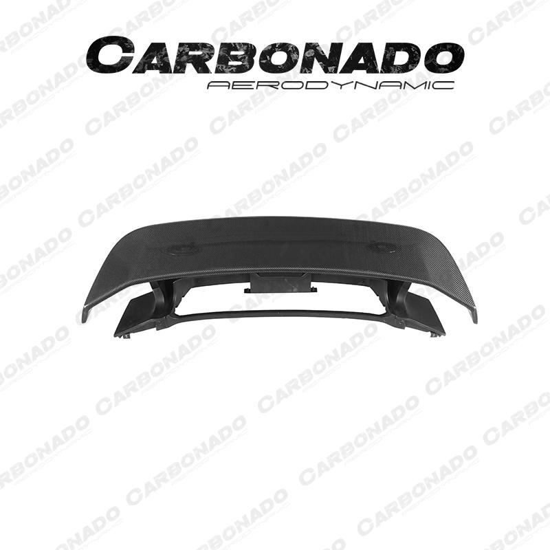 Carbonado TA Style Carbon Fiber Trunk Spoiler For Porsche 911 991.2 Carrera S/4S/GTS