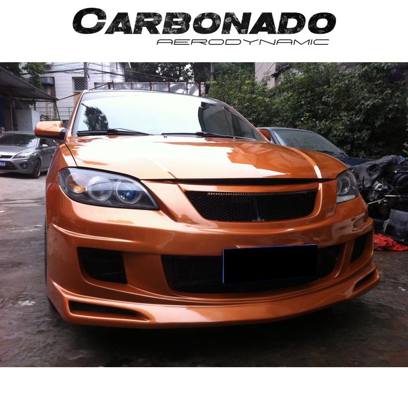 Carbonado BS Style FRP Body Kit For 2004-2008 Mazda 3