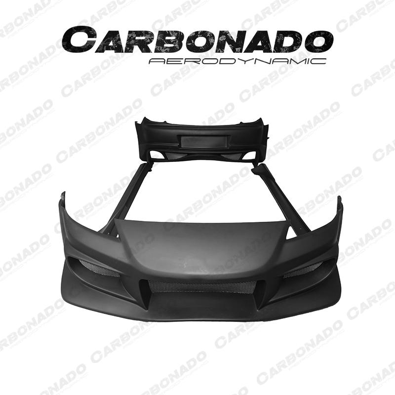 Carbonado VS Style FRP Body Kit For 2003-2008 Mazda RX8