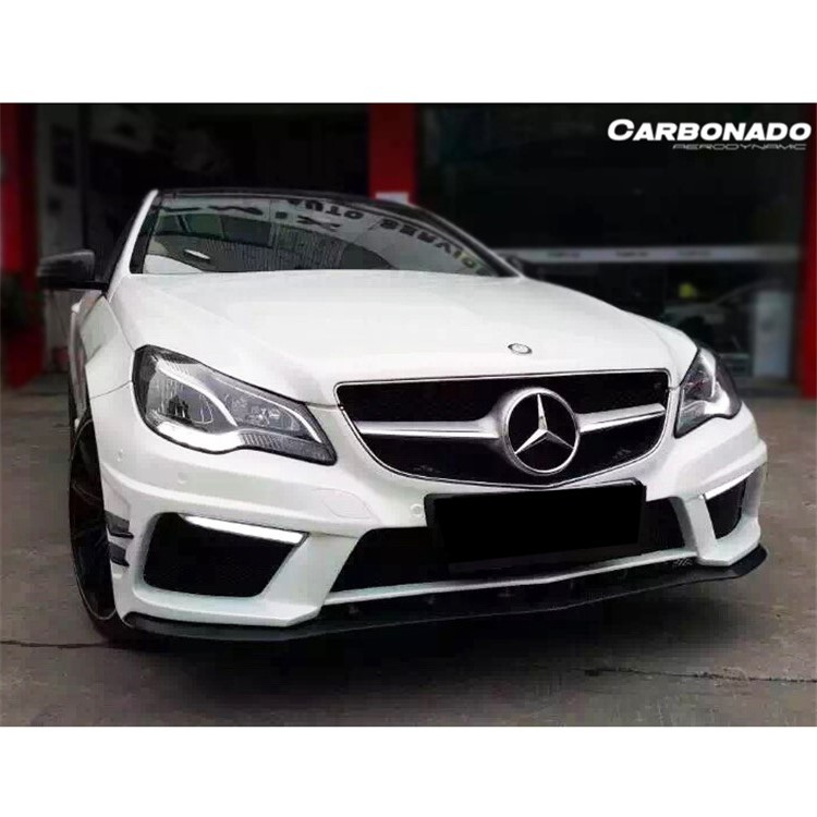 Carbonado PD Style PCF Body Kit For Mercedes Benz E Class Coupe W207