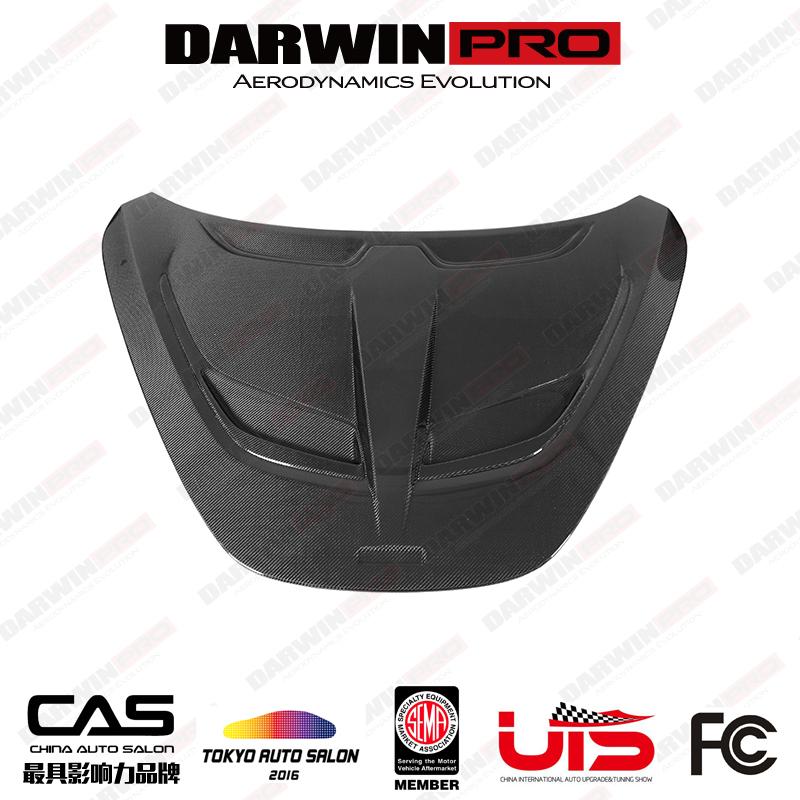 DarwinPRO Se²NWB Style Carbon hood For McLaren 720S