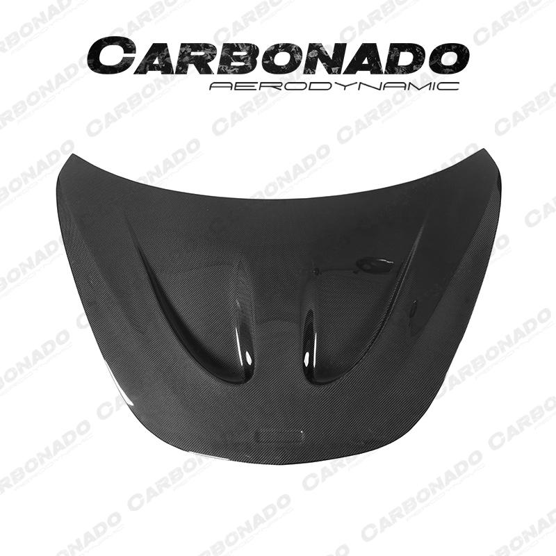 P1 Style Carbon Fiber Hood For Mclaren 600LT/540C/570S/570GT