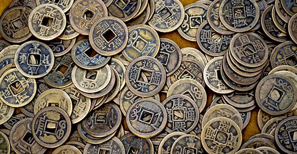 八个小妙招让古币钱币显露真容