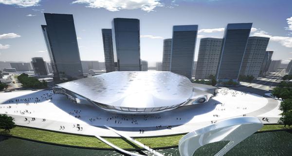 2010.11-大连国际会议中心-装机容量:120KW