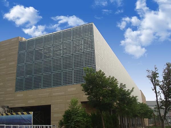 2012-天津能源生态城-装机容量:66KW-天津首批获得国家备案的CCER项目