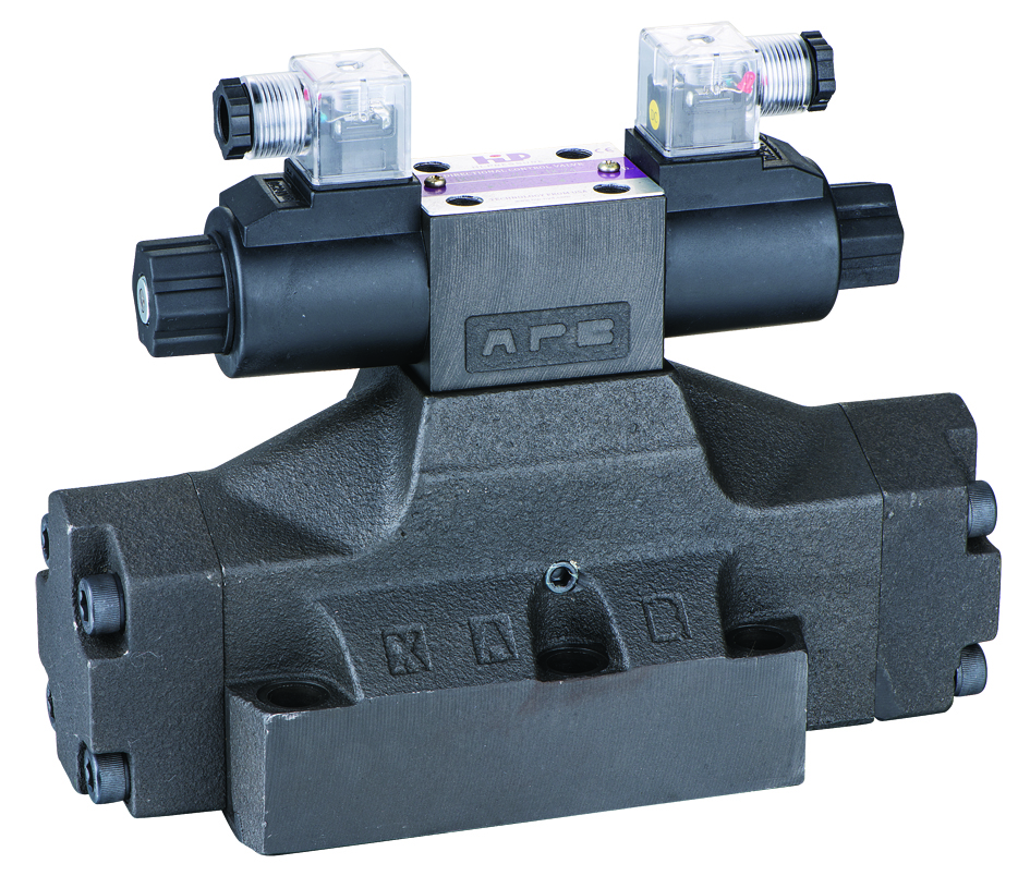 DG5V系列电液换向阀 Electro-hydraulic Operated Directional Valve