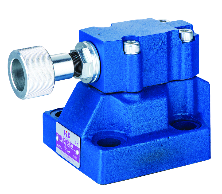DB系列溢流阀 Pilot Operated Relief Valve