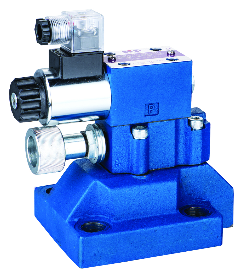DBW电磁溢流阀 Solenoid Operated Relief Valve