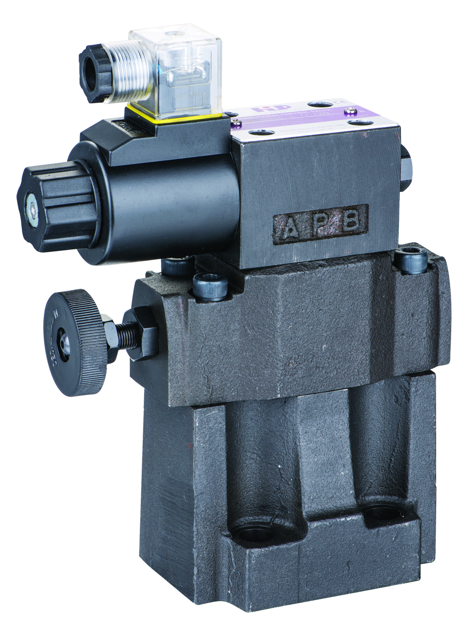 SBSG电磁溢流阀 Solenoid Operated Relief Valve