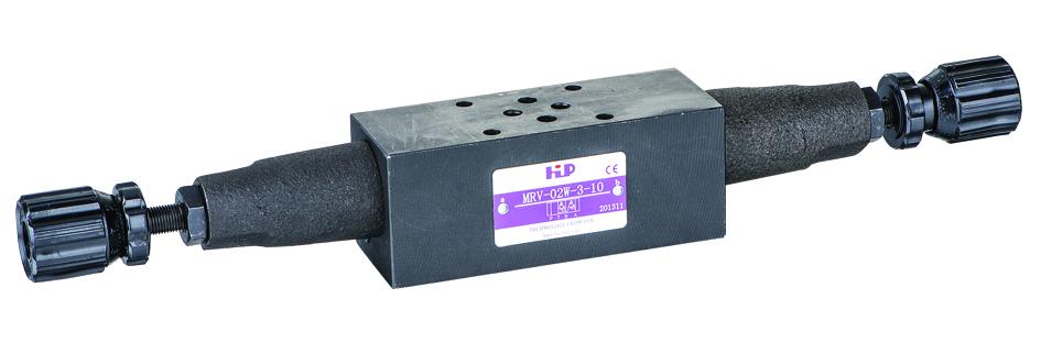 MRV疊加溢流閥 Modular Relief Valves