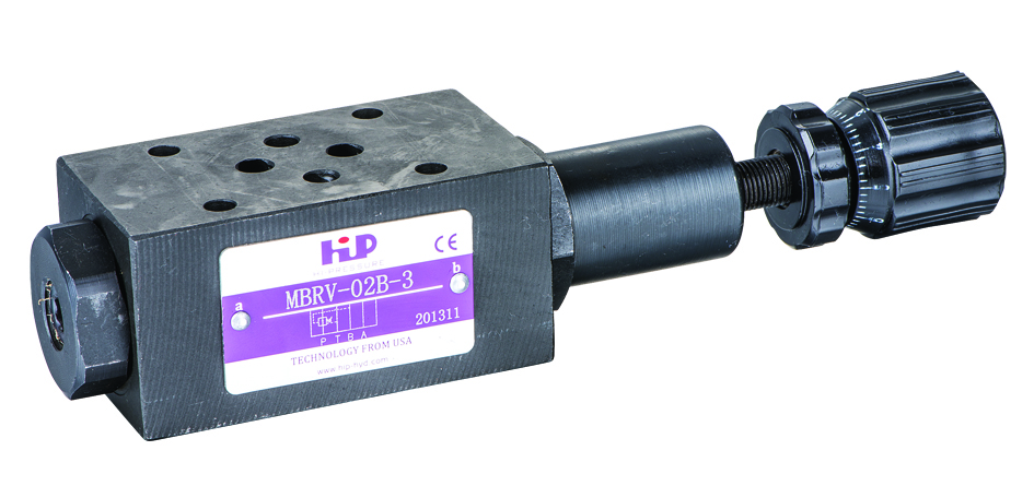 MBRV疊加減壓閥 Modular Reducing Valves