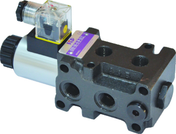 KVH电磁多路阀 Sectional Solenoid Direction control Valve