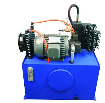 液壓系統 Hydraulic System