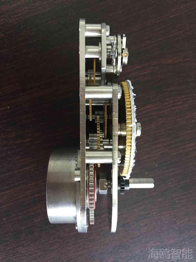 机械计时装置