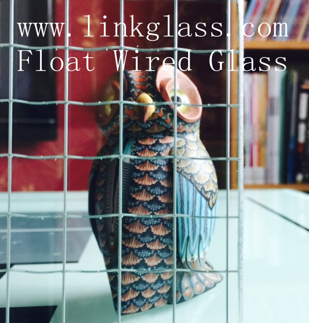 Float Wired Glass-Qingdao Link Glass Co.,Ltd.