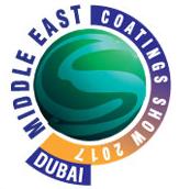 2017 中东涂料展览会(MECS 2017)