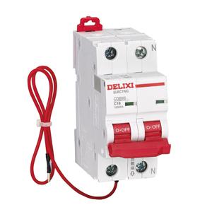 德力西CDB9S_IC卡预付费电表专用小型断路器