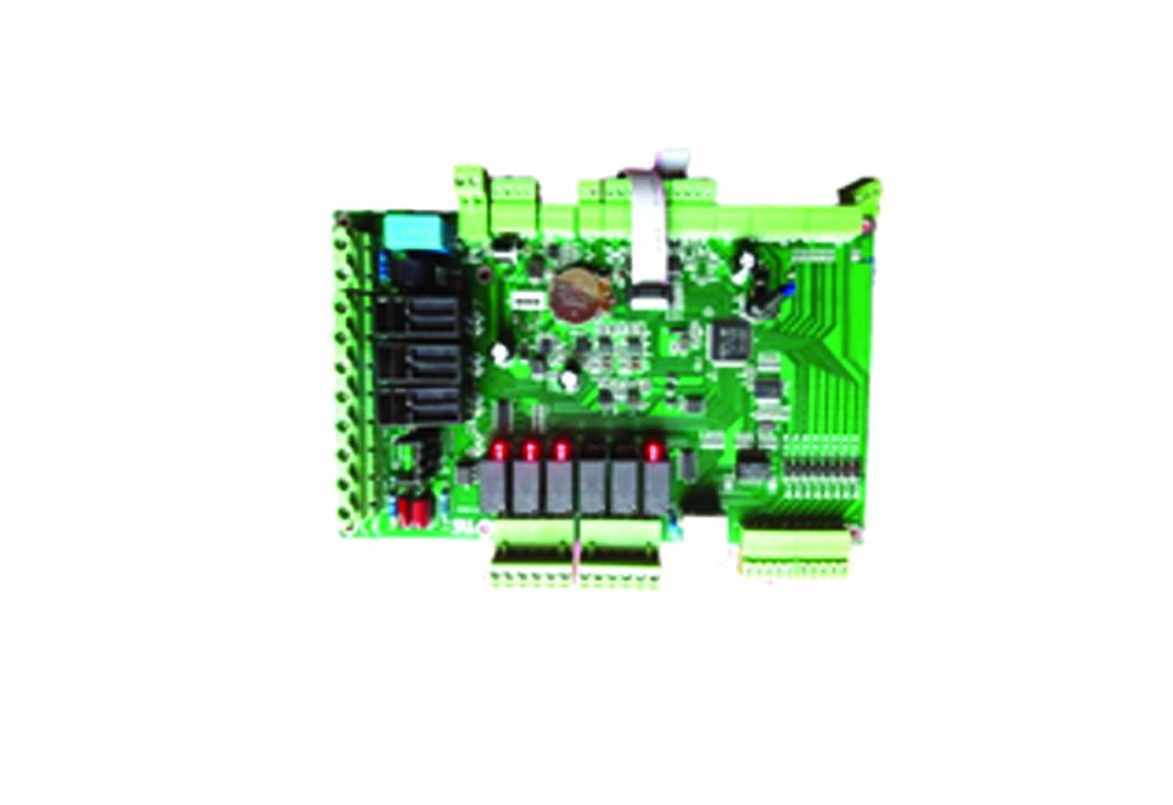 监室电源控制模板
