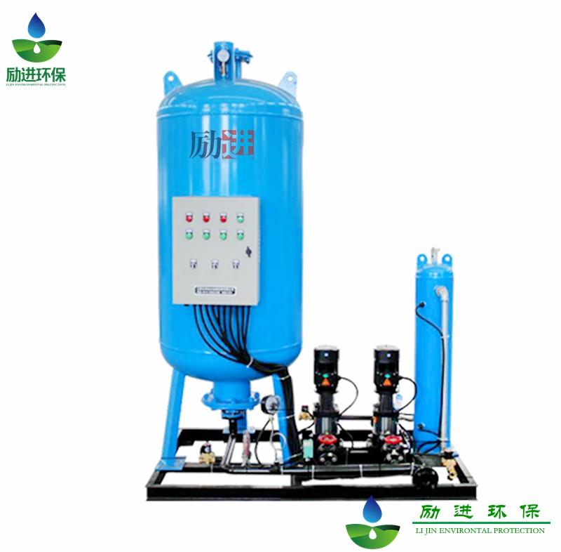自动补水排气定压装置