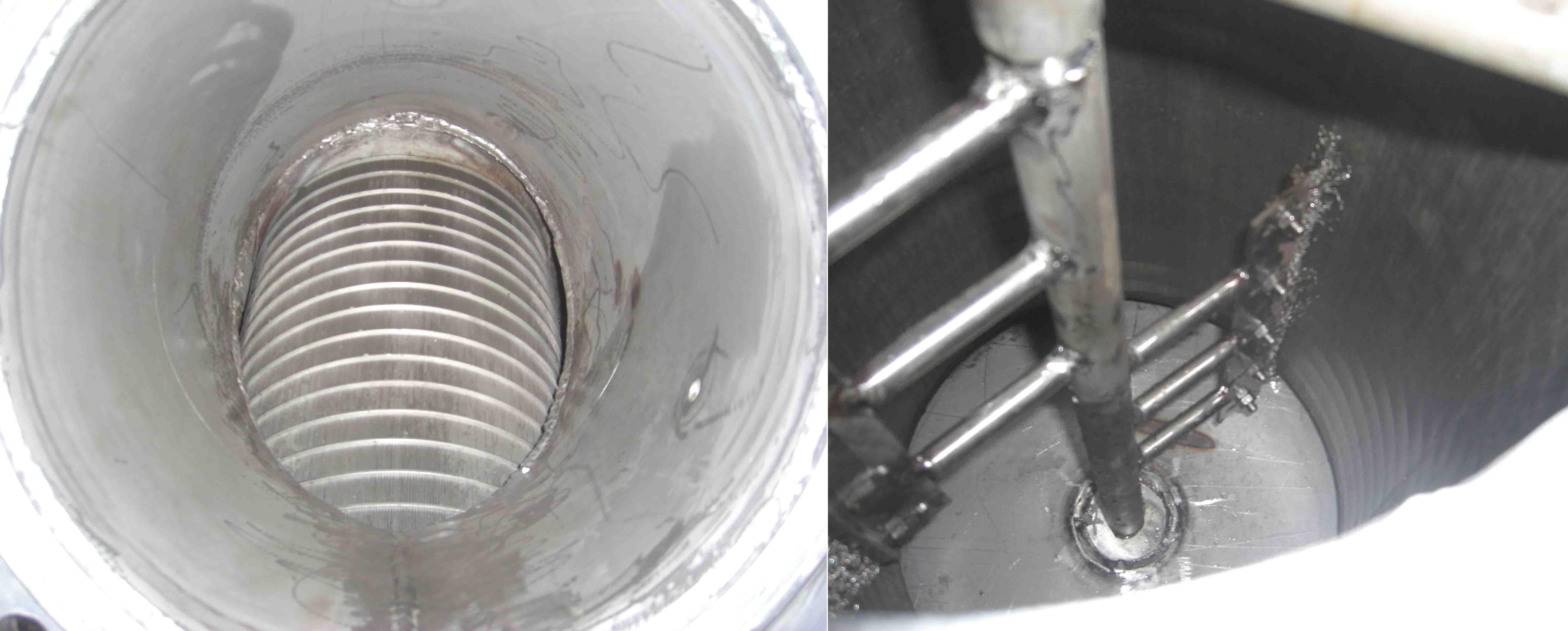 不锈钢全自动过滤器内部结构