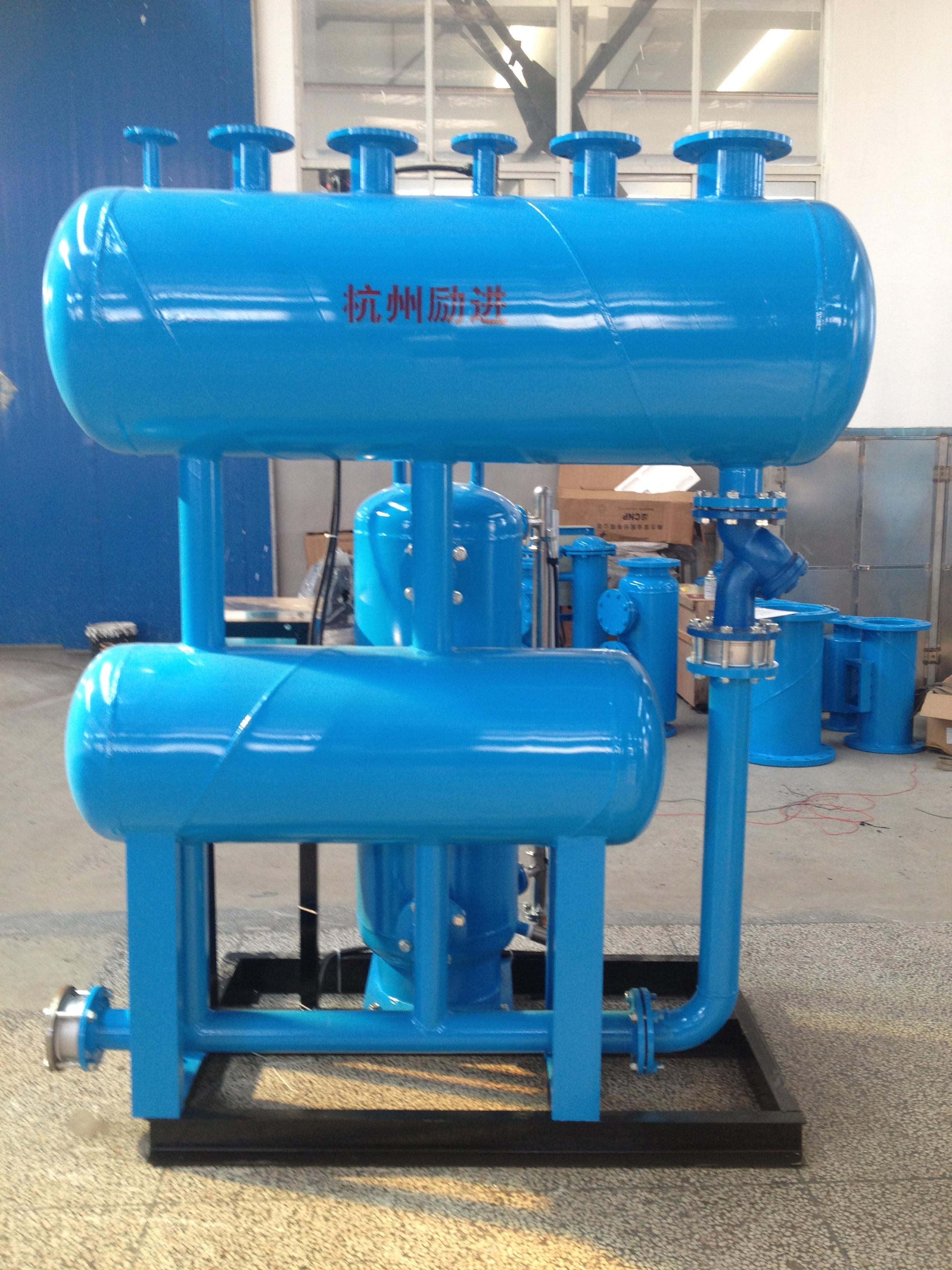 疏水自動增壓器