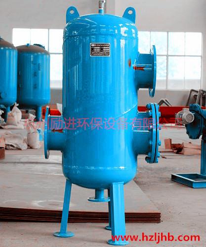自洁式排气水过滤器