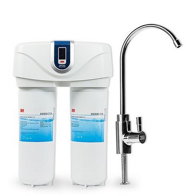 3M 凈水機 雙子凈智6000 家用直飲凈水器 雙重過濾
