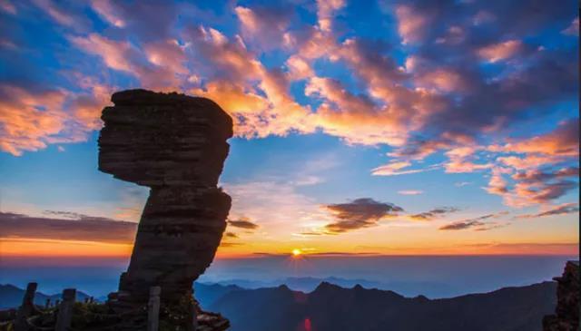 圲莯汇真融合呈现系统应用于 新晋世界自然遗产地 贵州梵净山国家级自然保护区