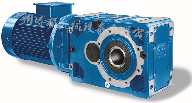 G 系列伞齿轮斜齿轮减速电机