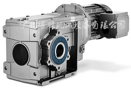 西门子Siemens 伞齿轮-斜齿轮减速电机