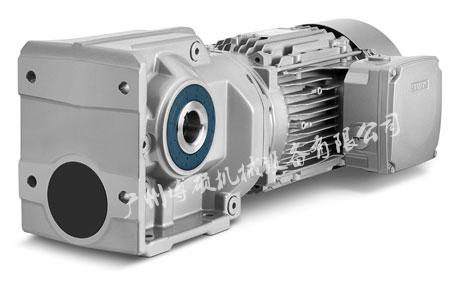 西门子Siemens 蜗轮蜗杆式减速电机