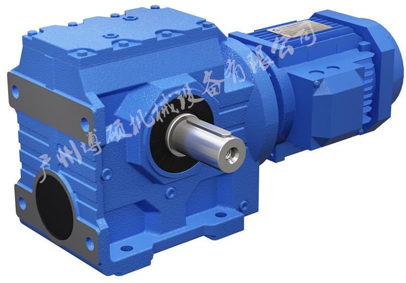 GS系列斜齿轮蜗轮减速机