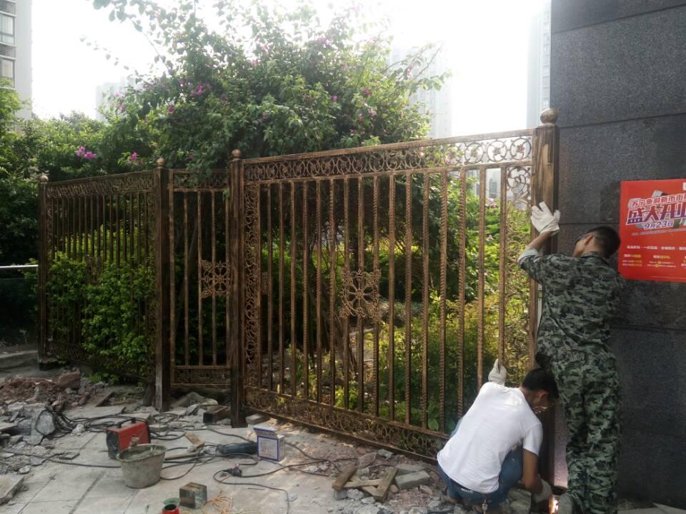 铁艺栏杆27