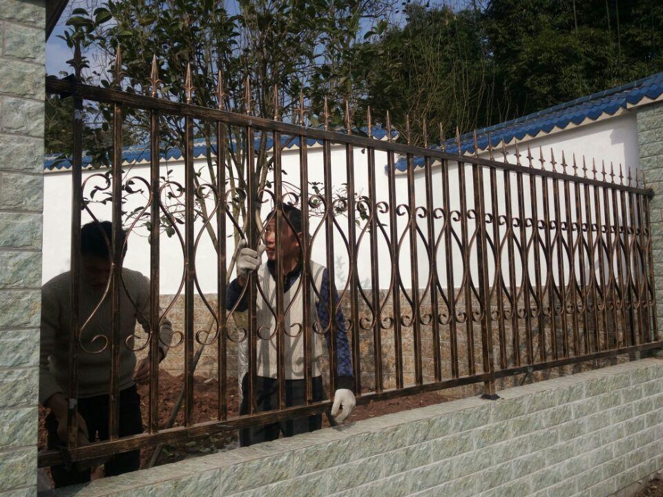 铁艺栏杆25