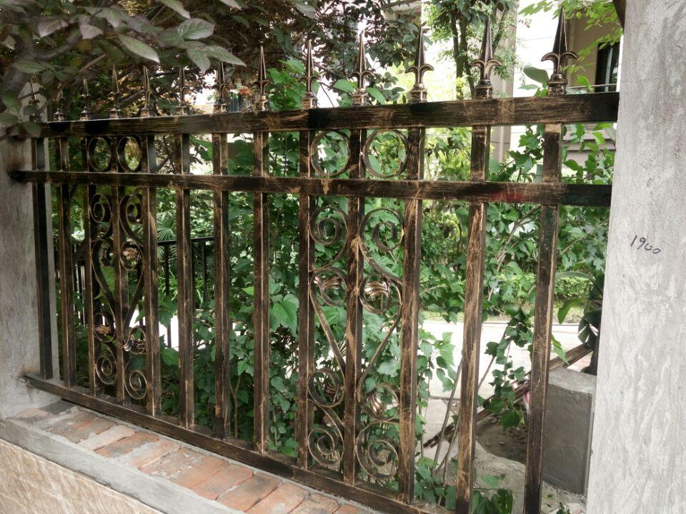 铁艺栏杆15