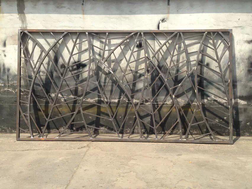 铁艺栏杆11