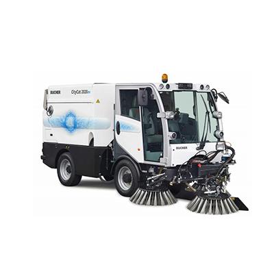 布赫清扫车2020燃油及电动