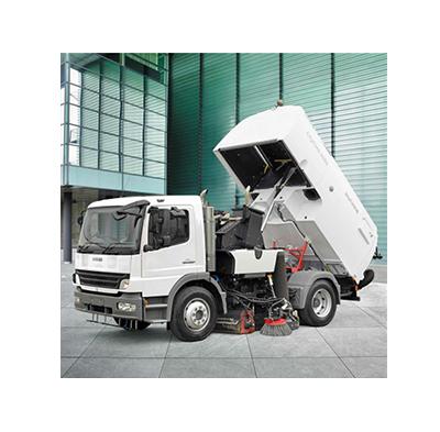 布赫卡车式清扫车6.5立方