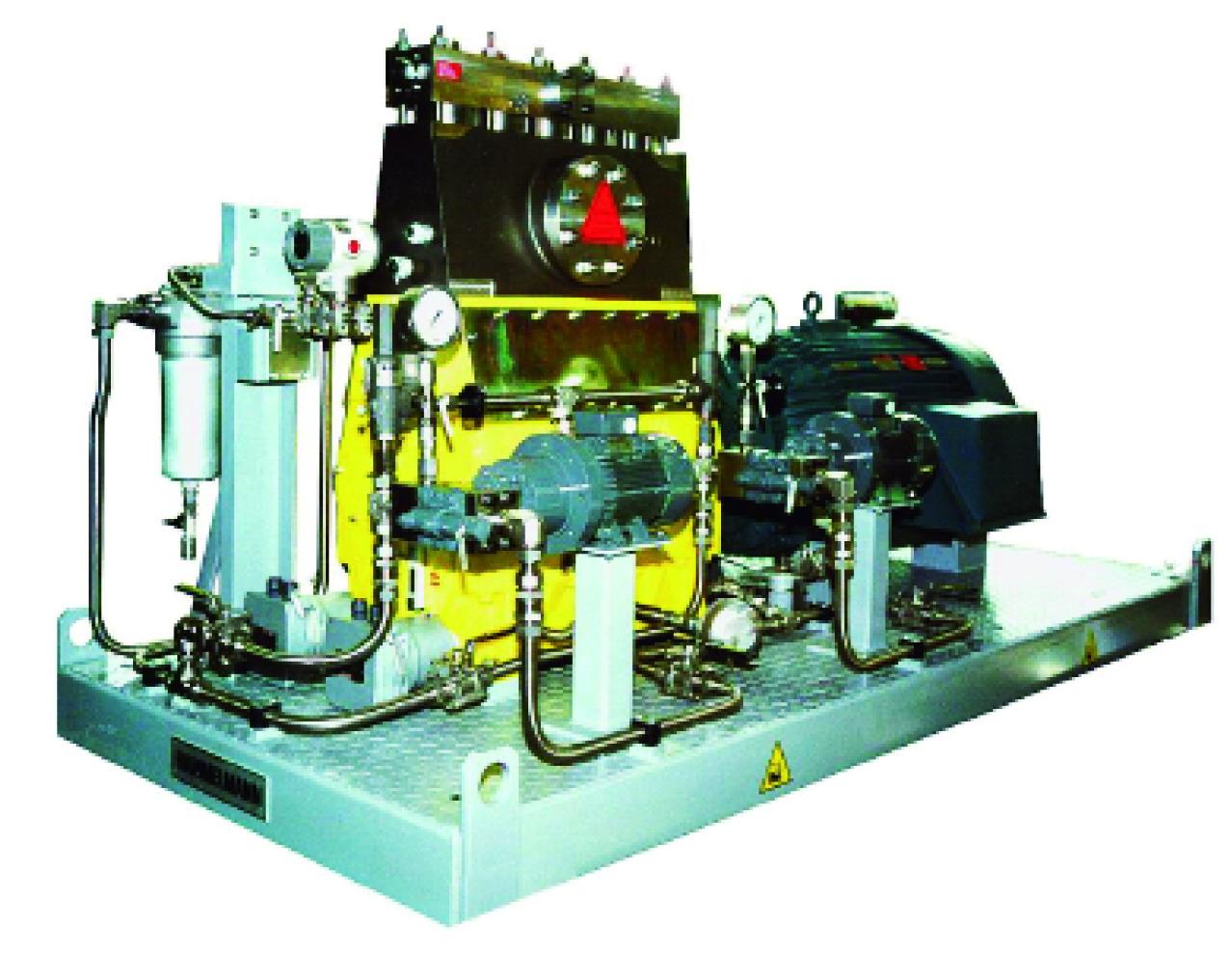 哈莫尔曼(H.Hammelmann)流程泵