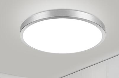 单层铝吸顶灯