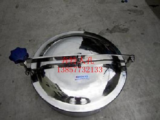 温州奔特厂家生产水箱人孔 卫生级常压人孔