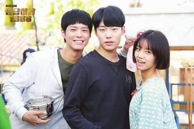 从韩剧《请回答1988》看电视剧与跨文化传播