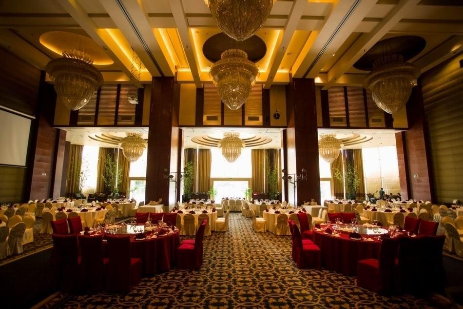南永十年庆典地点----广州南沙大酒店金莲宴会厅