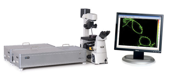 Alba STED 超分辨多维共焦成像系统